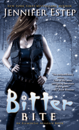 Bitter Bite By Jennifer Estep