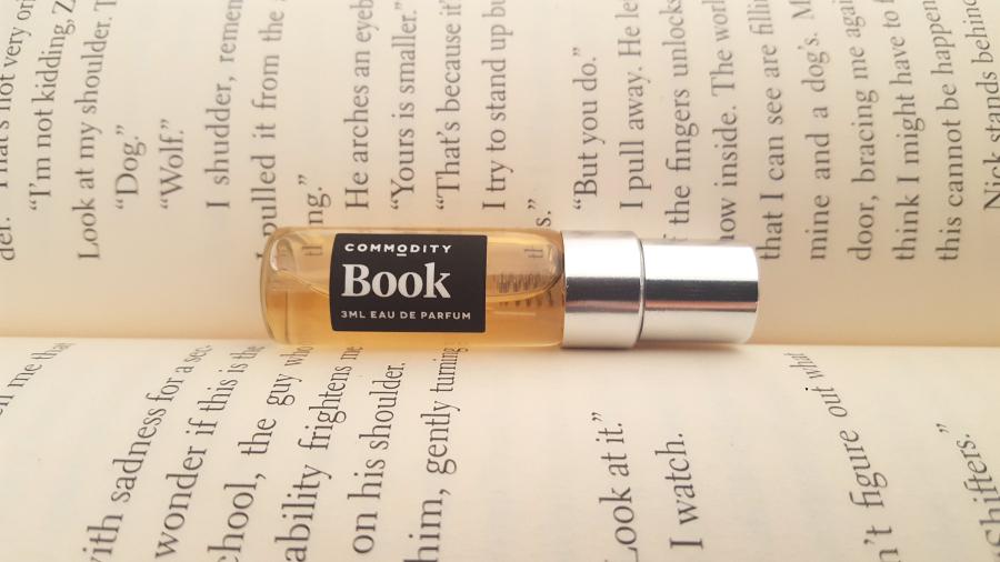 Commodity Book Eau De Parfum