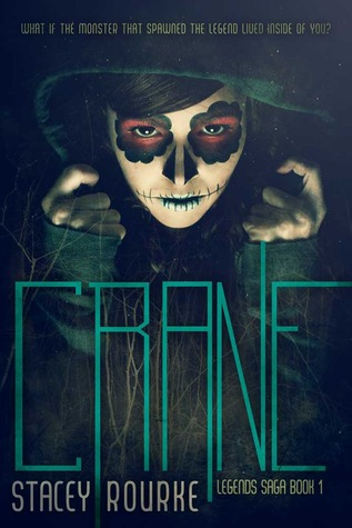 Crane By Stacey Rourke